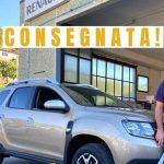 Consegna Dacia Duster