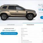 finanziamento Dacia Renault