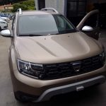 Dacia Duster Frontale