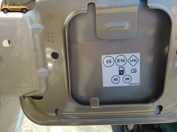 matricola Dacia Duster