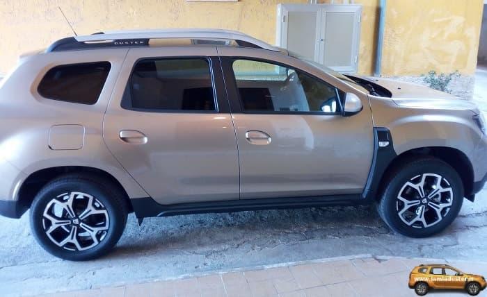 Dacia Duster Beige Duna